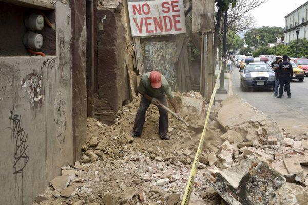 Μεξικό: Σεισμός 7,4 ρίχτερ με 5 νεκρούς και ανυπολόγιστες καταστροφές | tovima.gr