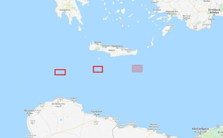 Τουρκικές Navtex νότια της Κρήτης με φράση-σλόγκαν του Τουρκικού Επιτελείου Στρατού | tovima.gr