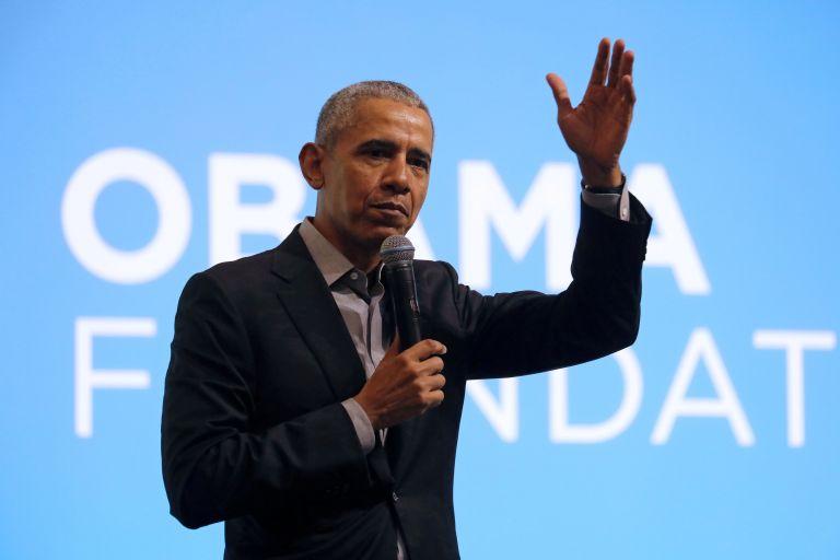 Μπαράκ Ομπάμα: Επίτιμος πλανητάρχης | tovima.gr