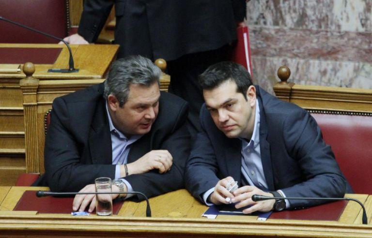 Νέα αποκάλυψη από τα «Παραπολιτικά»: Οι διάλογοι Καμμένου–Παπαγγελόπουλου παρουσία Τσίπρα | tovima.gr