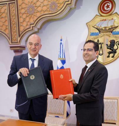 Δένδιας: Η εμπλοκή της Τουρκίας στη Λιβύη αντιβαίνει τις αποφάσεις του ΟΗΕ | tovima.gr