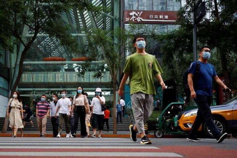 Κορωνοϊός – Κίνα:  lockdown σε 400.000 άτομα  μετά από 18 νέα κρούσματα | tovima.gr