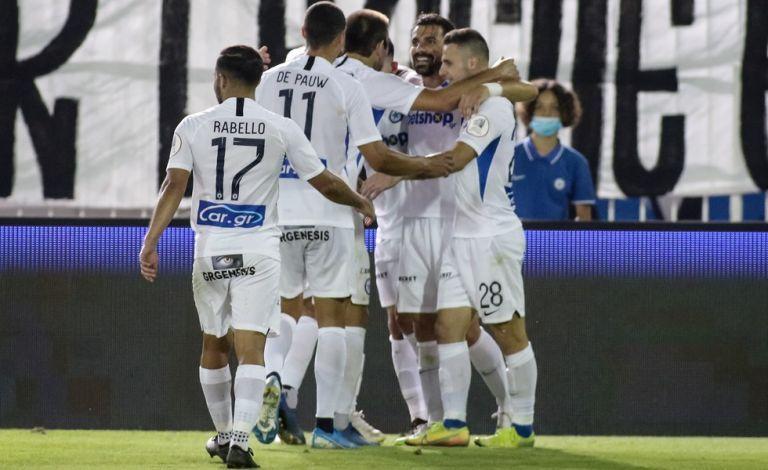 Εύκολη νίκη για τον Ατρόμητο (3-0) | tovima.gr