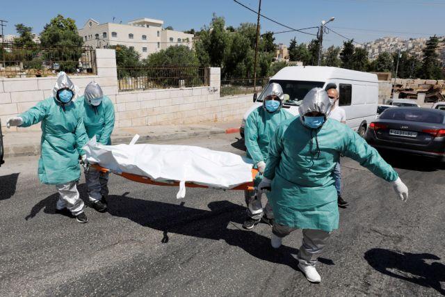 Κορωνοϊός: Πάνω από μισό εκατομμύριο οι νεκροί σε όλο τον κόσμο | tovima.gr
