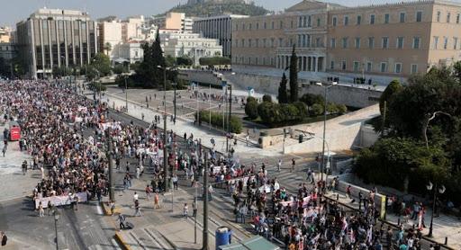 Aυτό είναι το νομοσχέδιο για τις διαδηλώσεις | tovima.gr