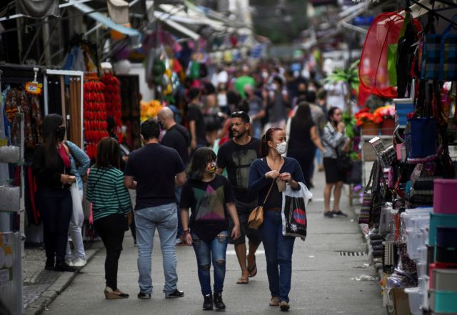 ΠΟΥ: Ζητά καλύτερο συντονισμό για την αντιμετώπιση του κορωνοϊού στη Βραζιλία | tovima.gr