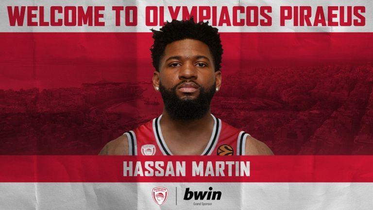 Ανακοίνωσε τον Μάρτιν ο Ολυμπιακός | tovima.gr