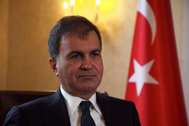 Απειλές Τσελίκ προς Ελλάδα και Κύπρο: «Μην κάνετε πλάκα με τον τουρκικό στόλο» | tovima.gr