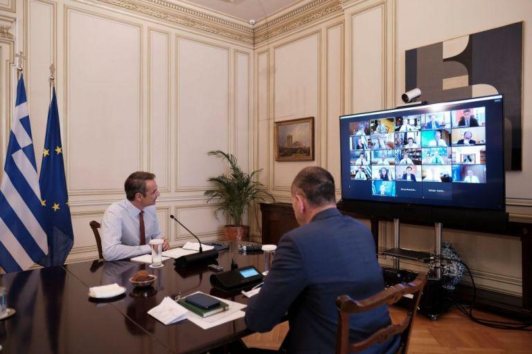 Μητσοτάκης: Η Δημοκρατία μας είναι ισχυρή, η Δημοκρατία μας λειτουργεί   tovima.gr