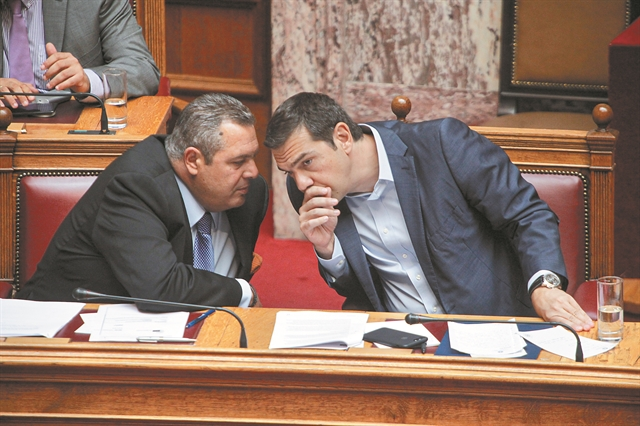 Τα «παραμάγαζα» της διακυβέρνησης ΣΥΡΙΖΑ | tovima.gr