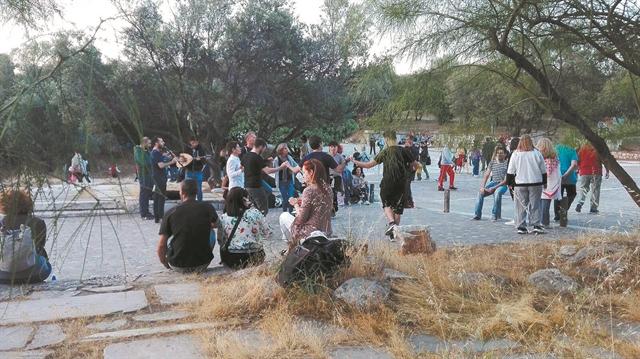 Οι 3 μήνες που άλλαξαν τον δημόσιο χώρο   tovima.gr