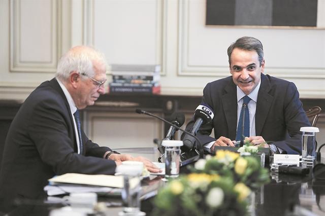 Τα «μυστικά» της Συνόδου Κορυφής και οι… διορθώσεις στην έκθεση Μπορέλ | tovima.gr