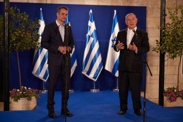 Βουλή: Κυρώθηκε η αμυντική συμφωνία Ελλάδας – Ισραήλ   tovima.gr