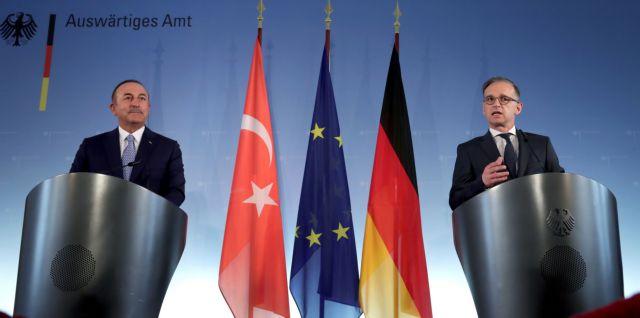 Γερμανία: Παραμένει σε ισχύ η ταξιδιωτική οδηγία για την Τουρκία | tovima.gr