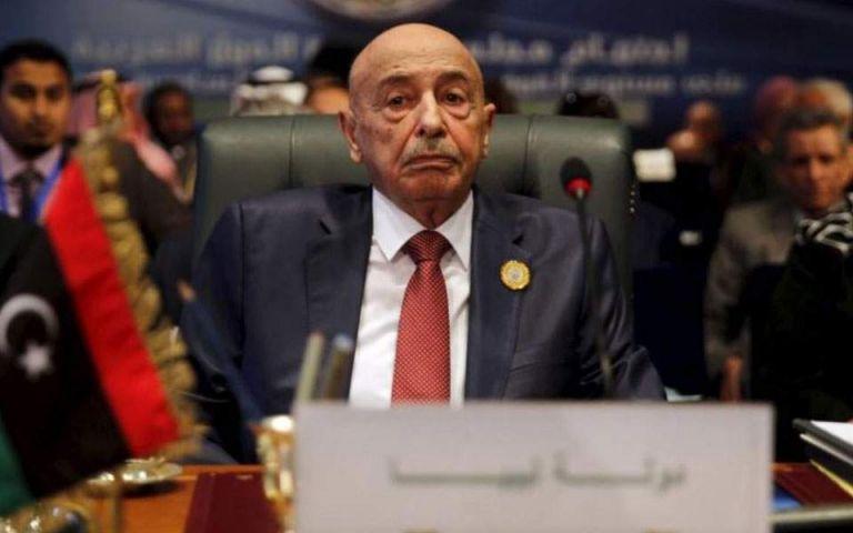 Λιβύη: Στη Μόσχα για συνομιλίες ο πρόεδρος της Βουλής Ακίλα Σάλεχ | tovima.gr