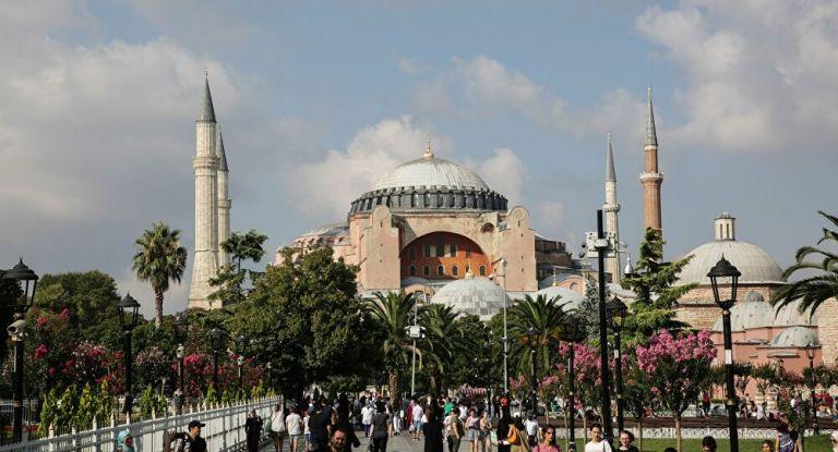 Ο Ερντογάν θα αποφασίσει για την Αγία Σοφία | tovima.gr