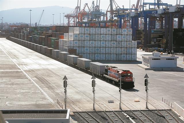 Η σύνδεση λιμανιών – τρένων βάζει το εμπόριο στην… ταχεία | tovima.gr