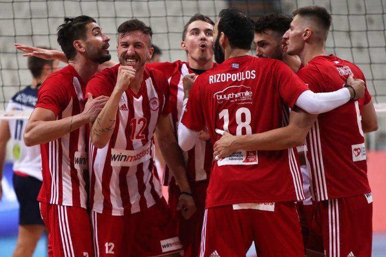 Σαρωτικός ο Ολυμπιακός (3-0), ισοφάρισε σε 1-1 | tovima.gr