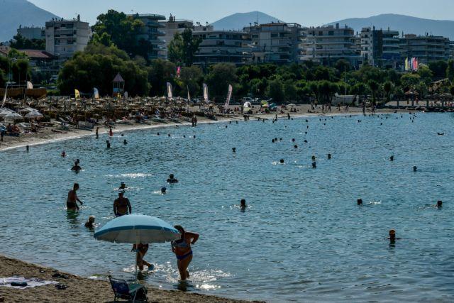 Καιρός: Στους 28 βαθμούς η θερμοκρασία της θάλασσας στο Αιγαίο λόγω άπνοιας   tovima.gr
