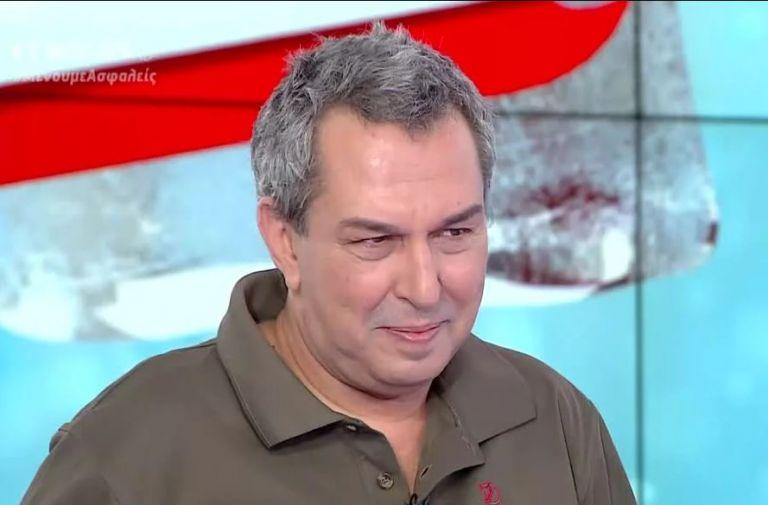 Χ. Χατζηπαναγιώτης στο MEGA: Η πανδημία έφερε αλλαγές που προκαλούν φόβο στον κόσμο | tovima.gr