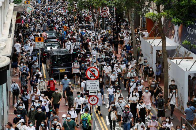 Χονγκ Κονγκ: Σχέδιο ακτιβιστών για ανεπίσημο κοινοβούλιο από την εξορία | tovima.gr