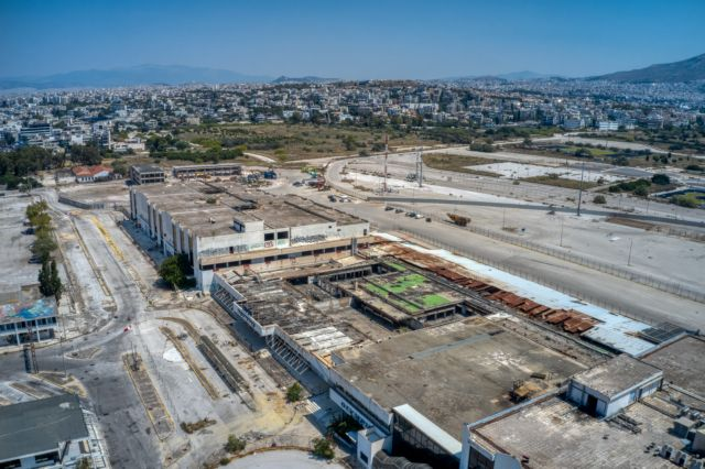 Αισιόδοξοι οι δήμαρχοι για το έργο του Ελληνικού   tovima.gr