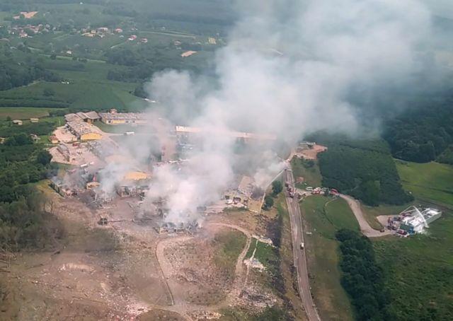 Εκρηξη σε εργοστάσιο πυροτεχνημάτων στην Τουρκία – Δύο νεκροί | tovima.gr