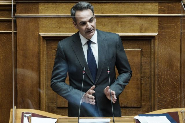 Μητσοτάκης: Δέσμη μέτρων 3,5 δισ. – Μηδενίζεται η προκαταβολή φόρου – Ποιες επιχειρήσεις αφορά | tovima.gr