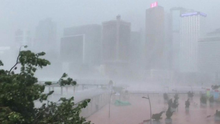 China braces for more rainstorms over weekend, climate change blamed   tovima.gr
