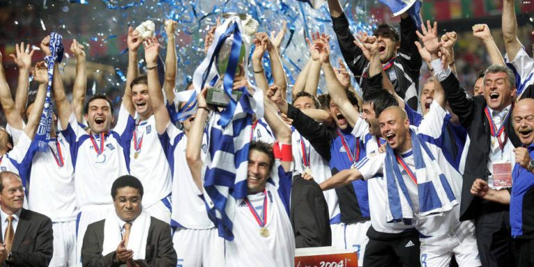 Euro 2004: 16 χρόνια μετά τον ελληνικό θρίαμβο στην Πορτογαλία | tovima.gr