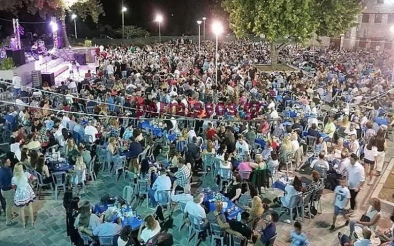 Μεγάλη ανησυχία για τον συνωστισμό στα πανηγύρια – Σκέψεις για ακυρώσεις | tovima.gr