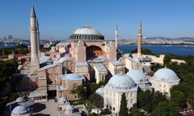 Αγιά Σοφιά: Εντείνονται οι πιέσεις στον Ερντογάν – «Να πράξετε χωρίς ρεβιζιονισμό»   tovima.gr