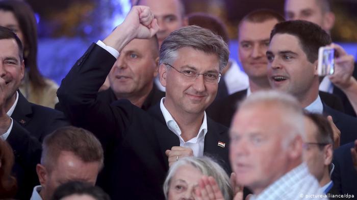 Κέρδισαν το στοίχημα οι Συντηρητικοί στην Κροατία | tovima.gr