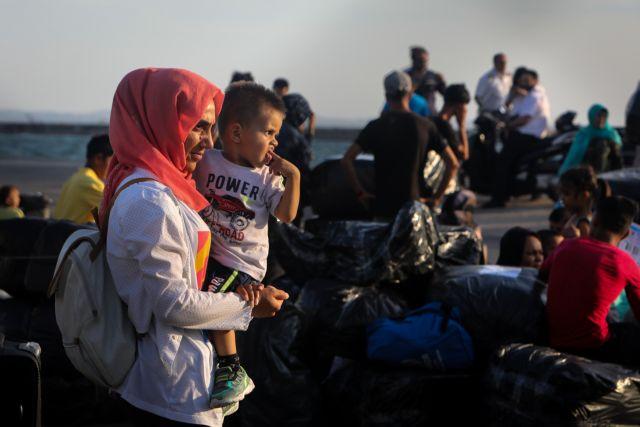 Ποινικές διώξεις σε 850 πρόσφυγες – Είχαν φτάσει τον Μάρτιο στη Λέσβο | tovima.gr