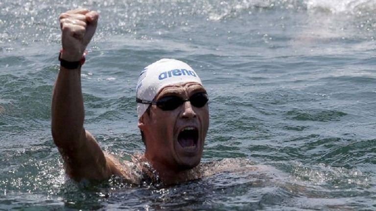 Παρουσία του Σπύρου Γιαννιώτη ο Αυθεντικός Μαραθώνιος Κολύμβησης στη Βόρεια Εύβοια   tovima.gr