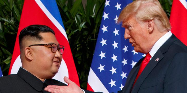 Β. Κορέα: Βάζει στον «πάγο» τις συνομιλίες με ΗΠΑ – «Μην αναμιγνύονται σε υποθέσεις άλλων»   tovima.gr