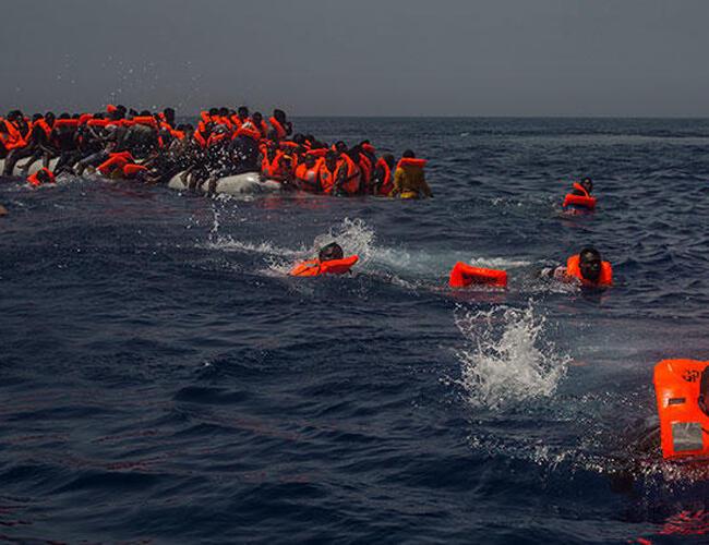 Ζεεχόφερ: «Όλοι είμαστε ενωμένοι για να αποτρέψουμε περισσότερους θανάτους στη Μεσόγειο» | tovima.gr