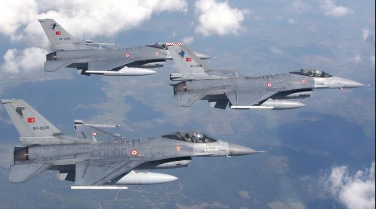 Τουρκικές υπερπτήσεις: Στις 50 σήμερα οι παραβιάσεις στον εναέριο χώρο της Ελλάδας   tovima.gr