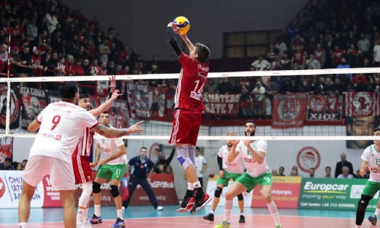 LIVE : Ολυμπιακός – Παναθηναϊκός | tovima.gr