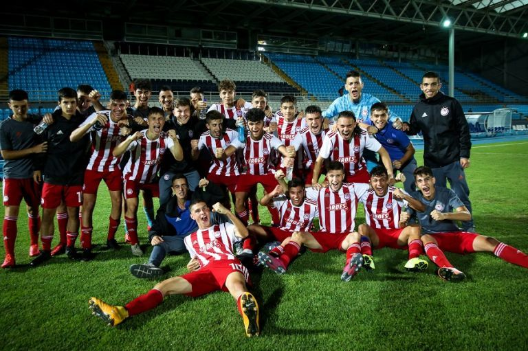 Super League Τελικός Κ15: Πρωταθλητής ο Ολυμπιακός   tovima.gr