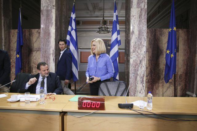 Βαρύ κλίμα για Γ. Παπανδρέου στην ΚΟ ΚΙΝΑΛ – Απολογητικός στη δευτερολογία του | tovima.gr