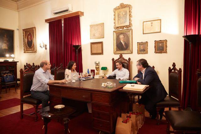 Μητσοτάκης: Πετύχαμε στην πρώτη φάση της πανδημίας και αυτό θα το διαφυλάξουμε   tovima.gr