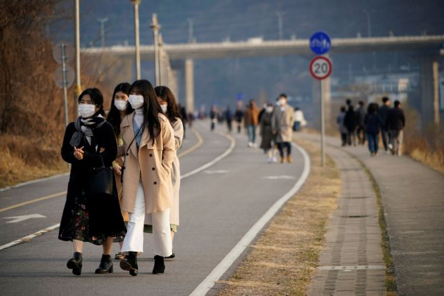 Εξαρση κορωνοϊού στη Νότια Κορέα: 35 νέα κρούσματα – 13.373 συνολικά | tovima.gr