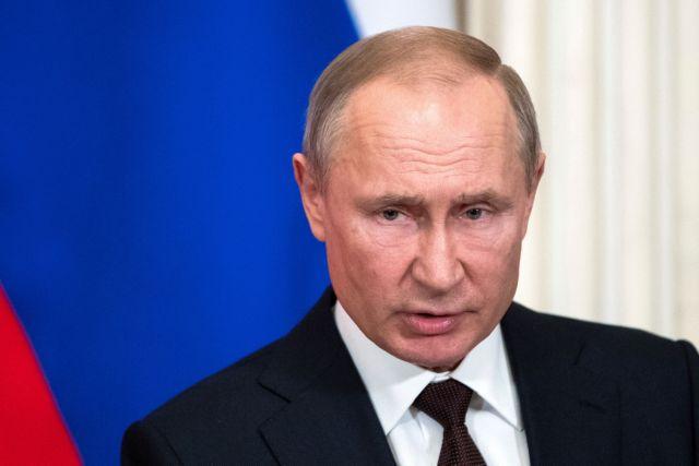 Πούτιν: Λυπηρή η αντί-ρωσική ρητορική των ΗΠΑ | tovima.gr