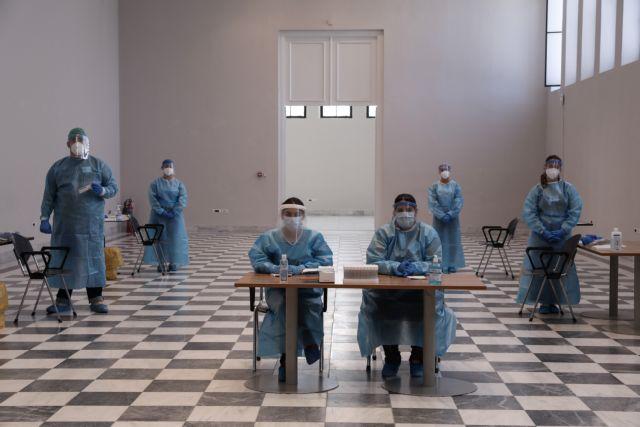 Κορωνοϊός: Αγωνία για τα «ορφανά» κρούσματα | tovima.gr