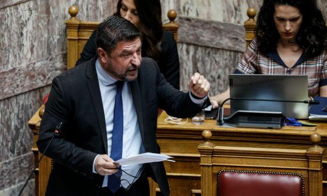 Ανέβηκαν οι τόνοι στη Βουλή – Σφοδρή αντιπαράθεση Τζανακόπουλου – Χαρδαλιά   tovima.gr