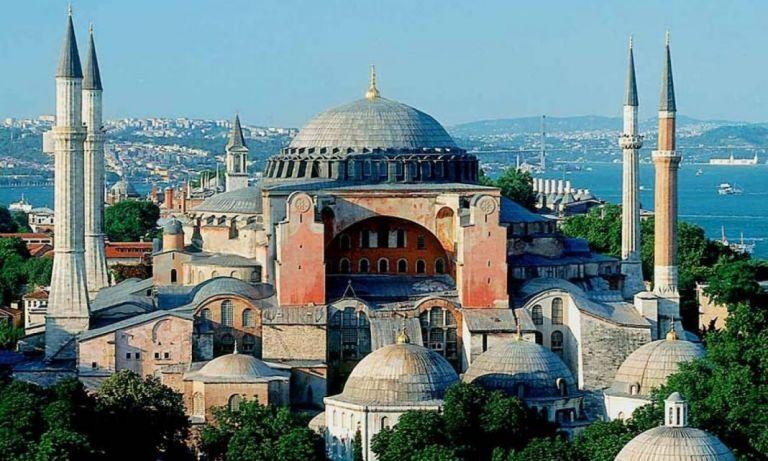Αγία Σοφία: Παρέμβαση Ευρωπαϊκών Δικηγορικών Συλλόγων ζητά ο Βερβεσός | tovima.gr