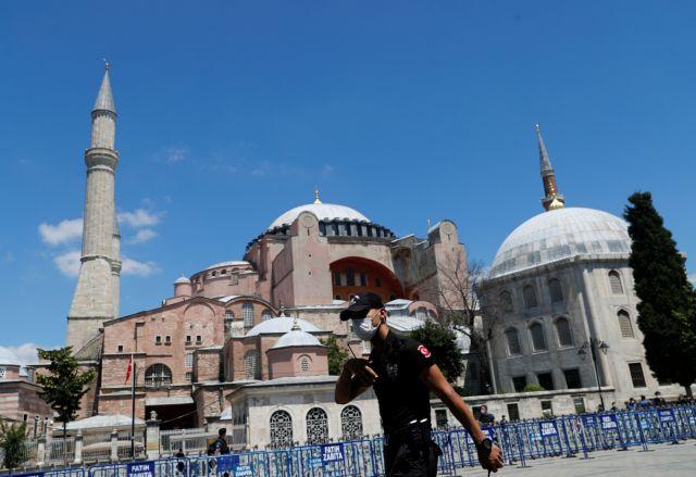 Μιλάνο: Ο Ιμάμης τάσσεται κατά της μετατροπής της Αγίας Σοφίας σε τζαμί | tovima.gr