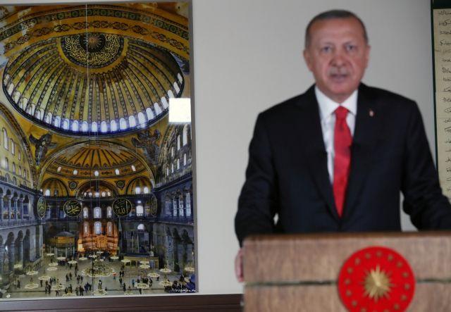 Αγία Σοφία: Mπορούν να επιβληθούν κυρώσεις στην Τουρκία; – Ποιο το καθεστώς για τα πολιτιστικά μνημεία | tovima.gr