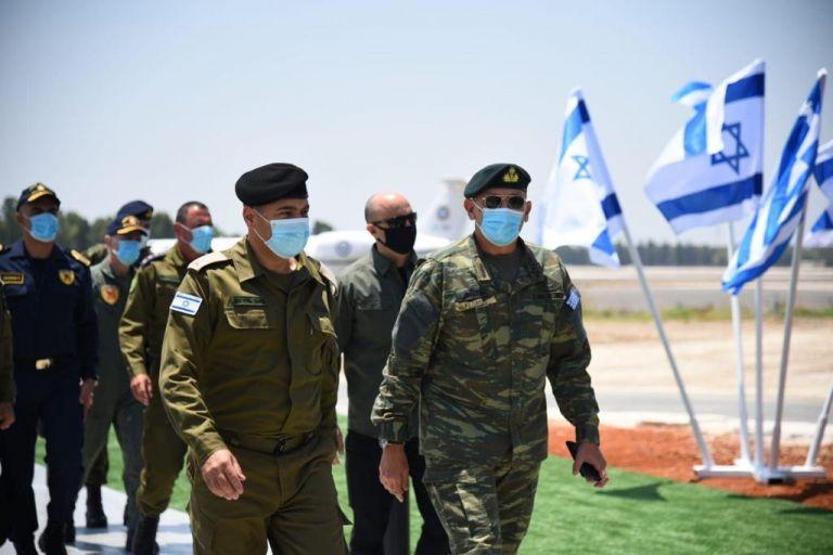 Στο Ισραήλ ο Αρχηγός ΓΕΕΘΑ Κωνσταντίνος Φλώρος | tovima.gr
